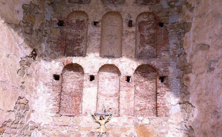 Ruins, Mission, San Juan Capistrano, Old Stone Church, California, Travel