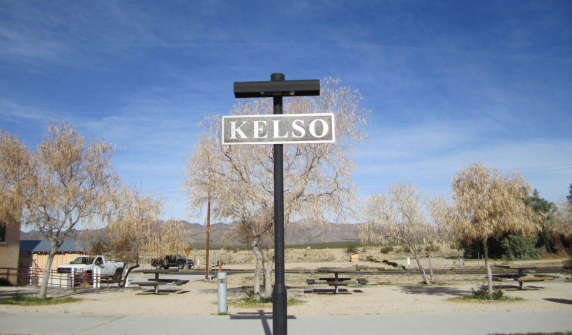 Kelso, Ghost Town, Desert, Travel, California