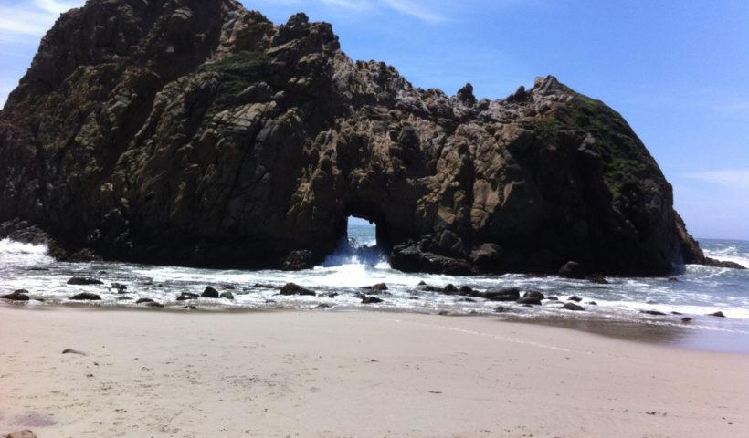 Pfeiffer Beach, Big Sur, California, Purple Beach, Beaches, Travel