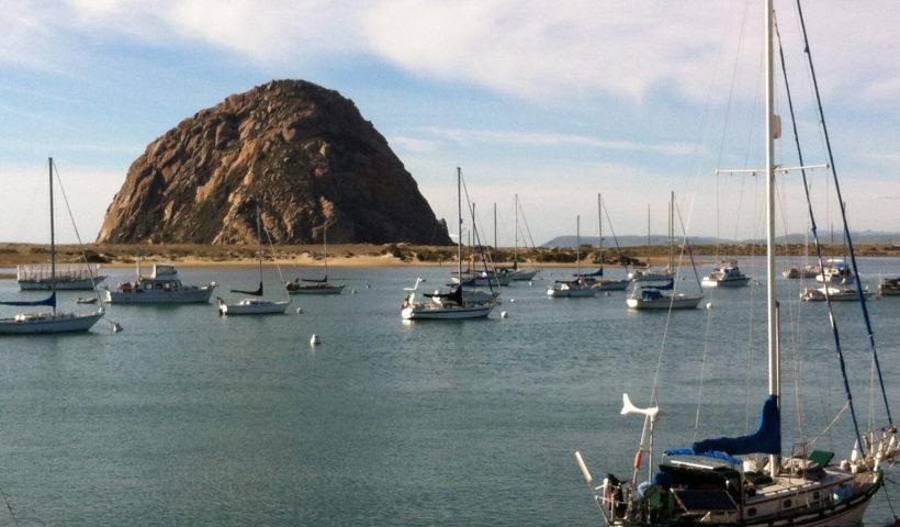 Morro Bay, California, Travel, Morro Rock, Central Coast, Beach