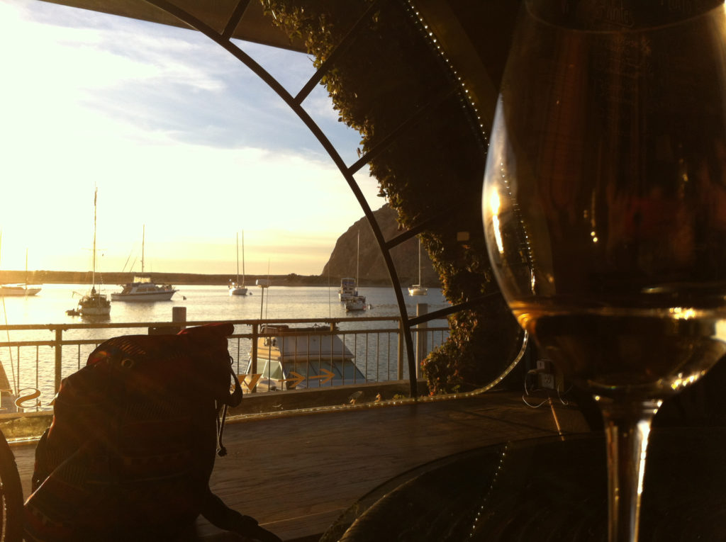 Morro Bay, Central Coast, Wine Seller, Wine Tasting, Travel, Food and Drink