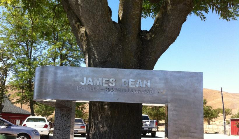 Travel, James Dean, Memorial, Crash Site, Southern California