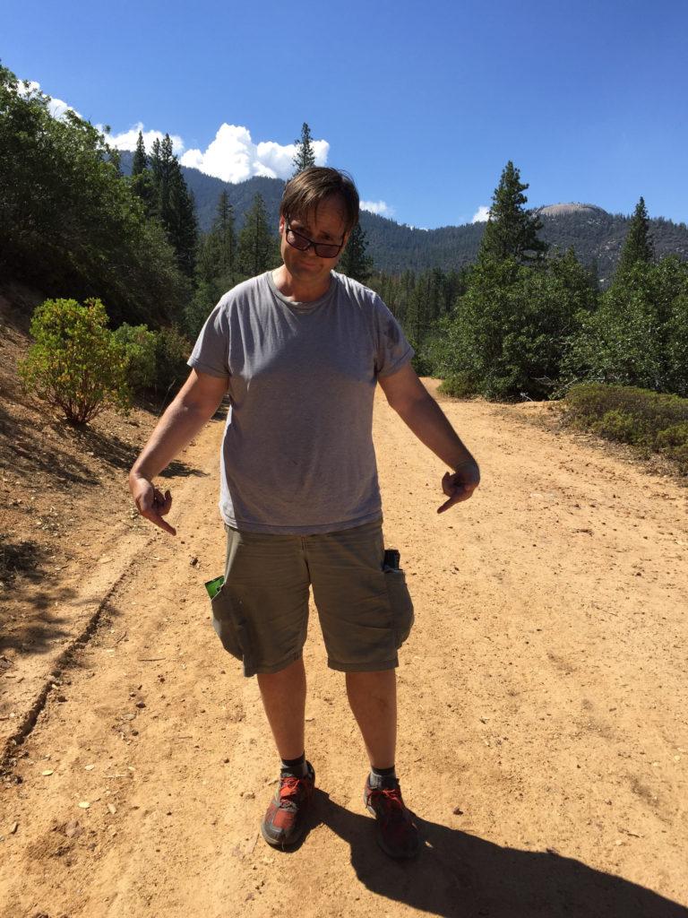 Hiking, Kernville, Hike, Rant, Trash, Litter, Adventure, Travel, California, Mountains