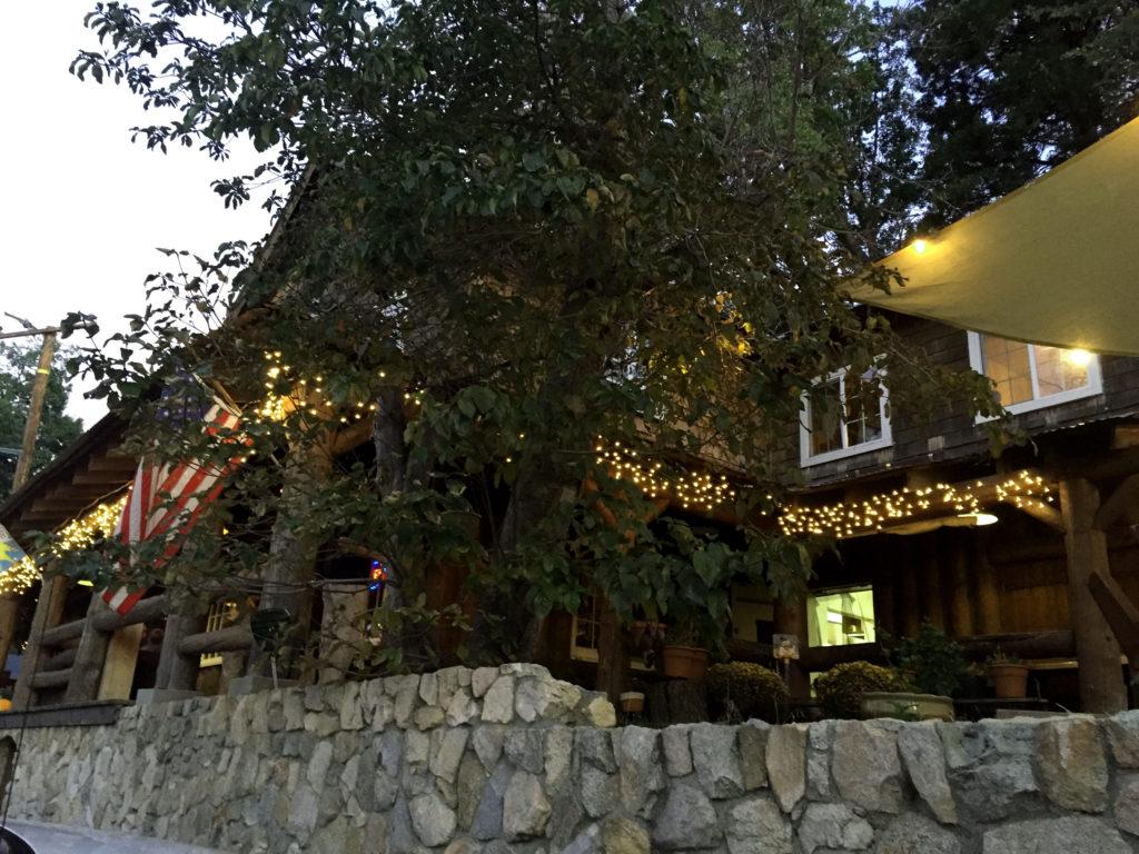 The Grill at Antler's Inn, Restaurant, Twin Peaks, California, Fine Dining