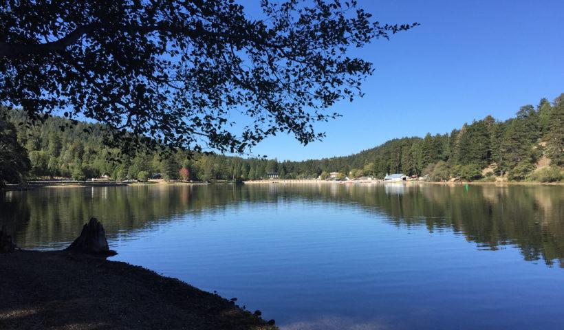 Crestline, California, Mountain, Travel, Adventure, Lake Gregory