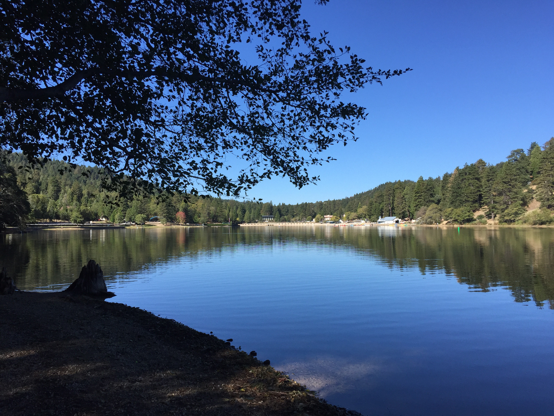 Crestline, California, Mountain, Travel, Adventure, Lake Gregory