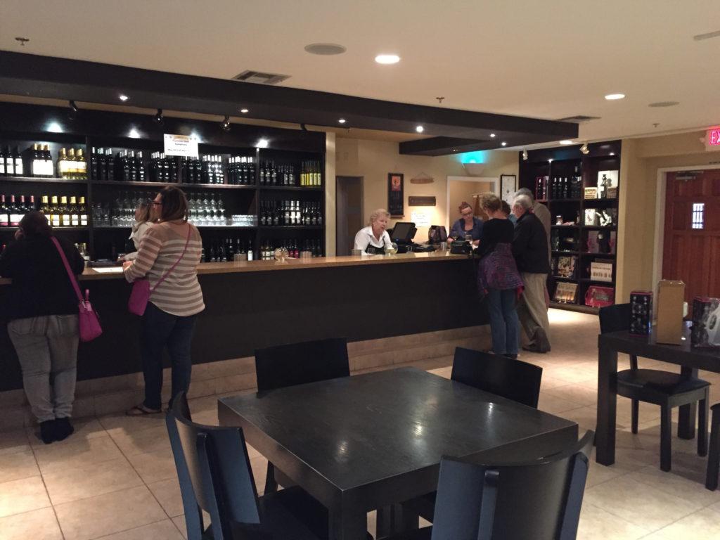 Wine Ridge RV Resort & Cottages, Pahrump, Nevada, Winery, Wine Tasting