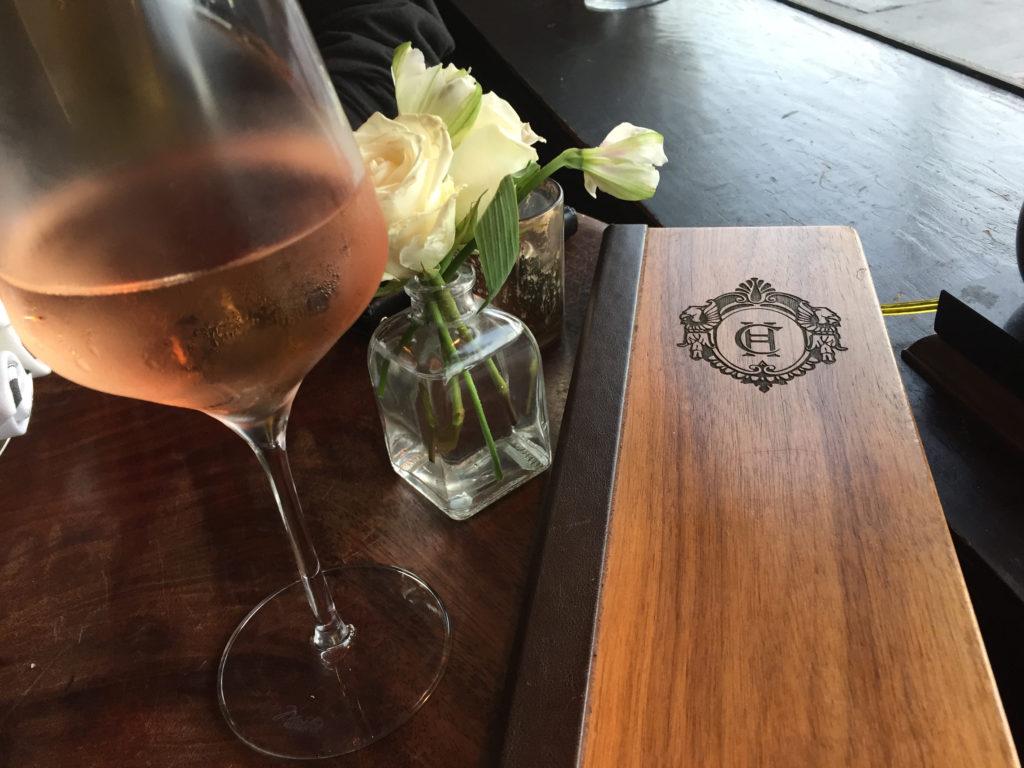 Wine, Culver Hotel, Happy Hour, Rose, Culver City, Los Angeles, food and drink, trip tastes