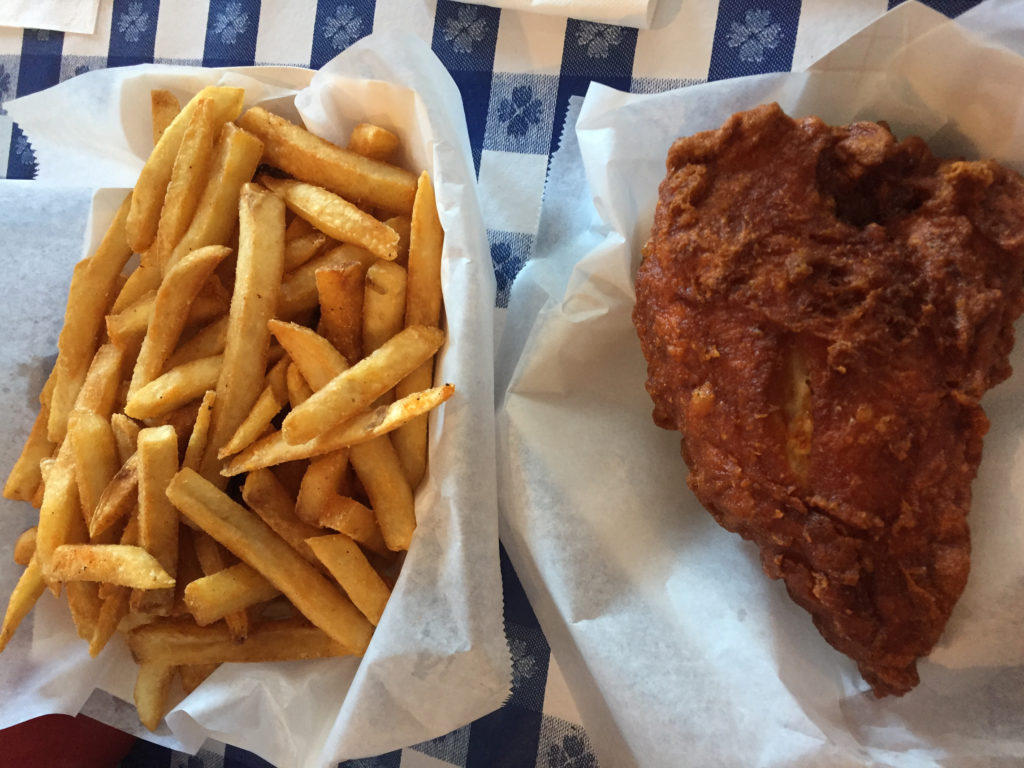 Gus's Hot Chicken, Spicy Chicken, Food and Drink, Los Angeles, California