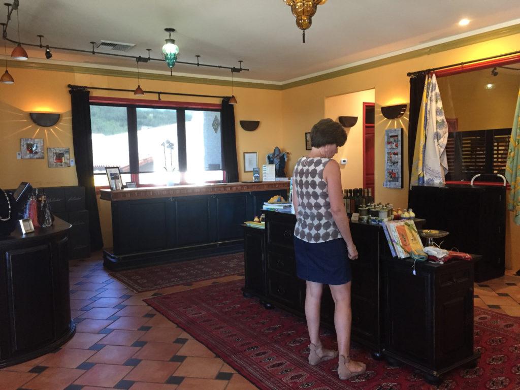 Le Cuvier Exterior, Wine Tasting in Paso Robles