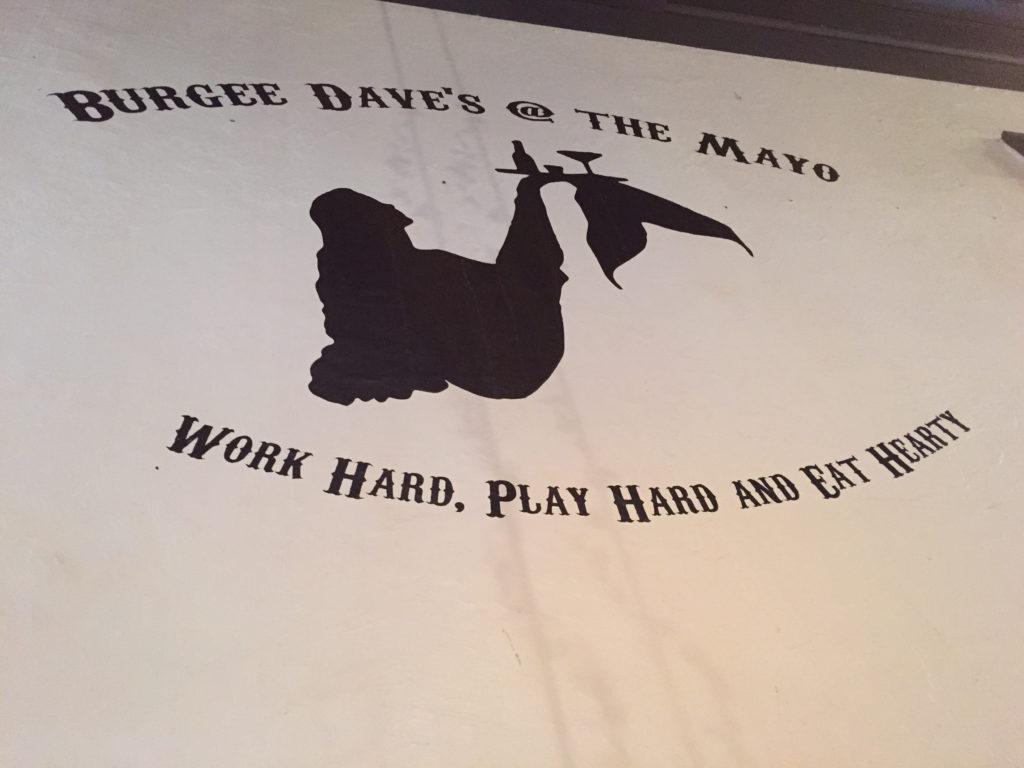 Burgee Dave's Motto