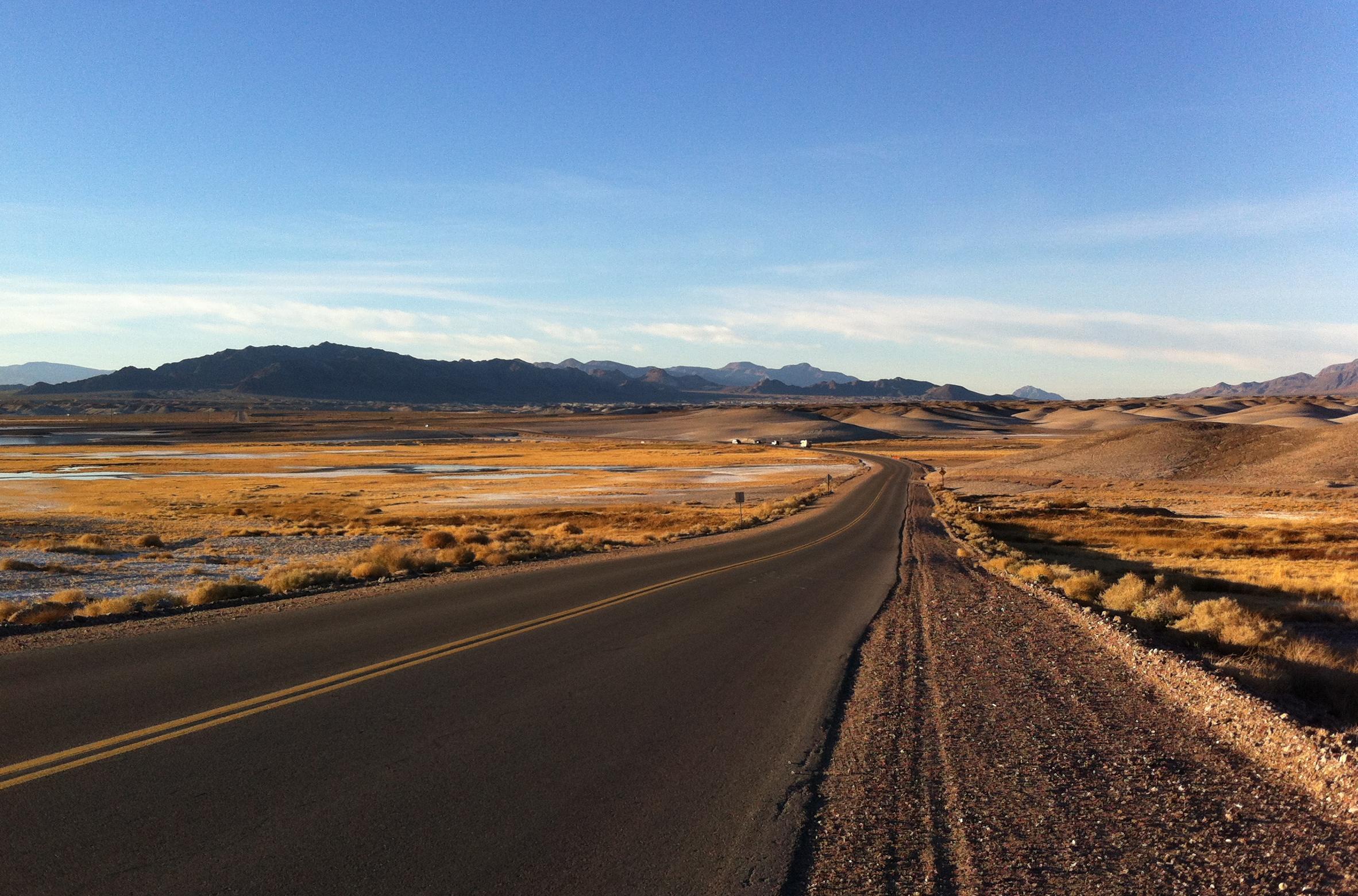 Tecopa Hot Springs, California, Those Someday Goals, Desert, Road Trips