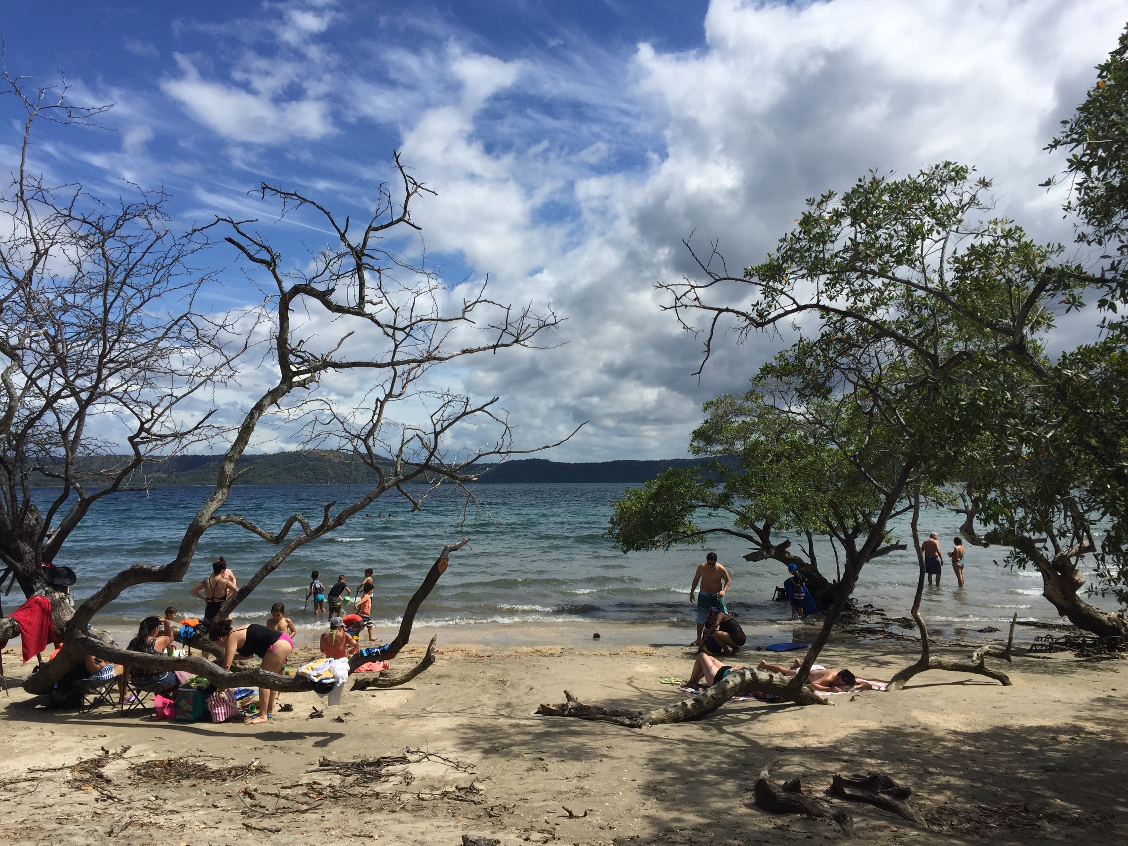Nacascolo, Hidden Beach, Costa Rica, Those Someday Goals, Traveling Without a Net