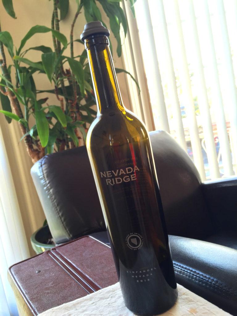 Discover Zinfandel, Nevada Ridge, Pahrump, New Wine, Wine Tastings, Food and Wine
