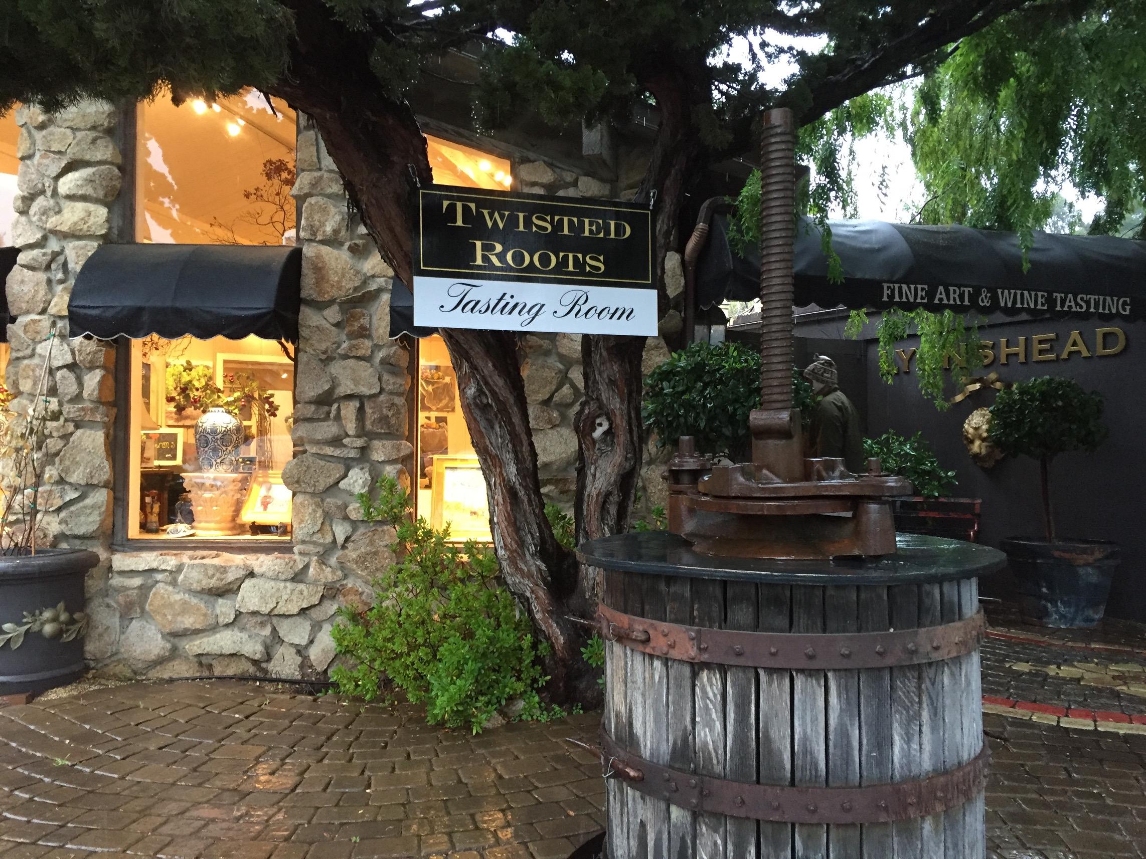 Josh Ruiz, Twisted Roots, Carmel Valley, Wine, Wine Tasting