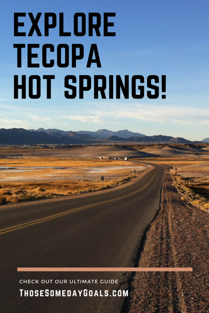 Tecopa Hot Springs, Desert, California, Road Trips, Wellness Travel, Adventure Travel