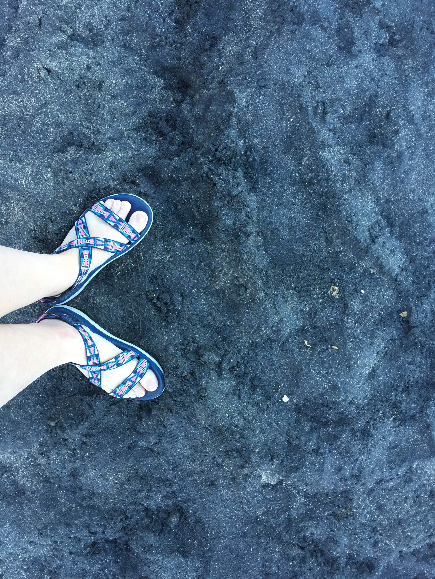 Costa Rica, Packing List, Water sandals
