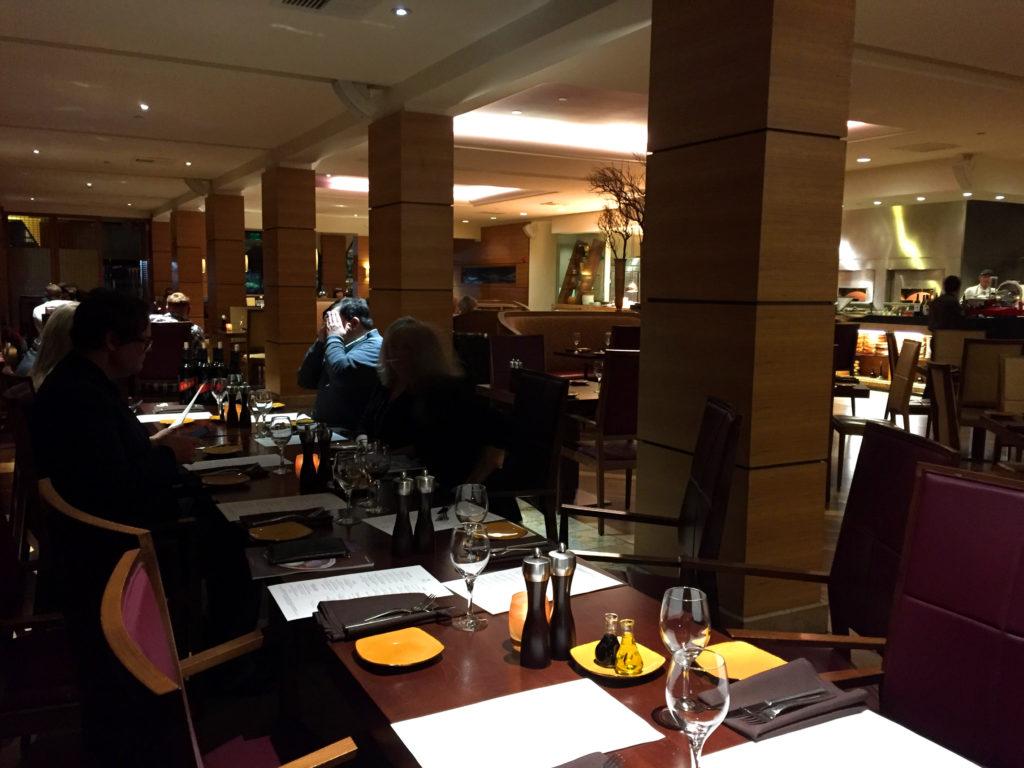 TusCA Ristorante, Hyatt Regency Monterey, California, California Cuisine, Hotel Restaurants