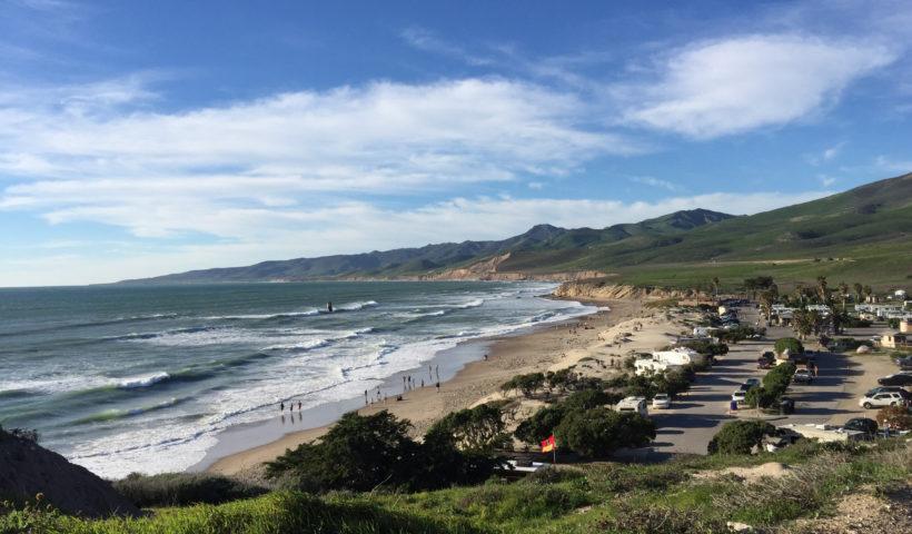 Jalama Beach, California, Road Trip, Beaches, Travel, Food and Drink