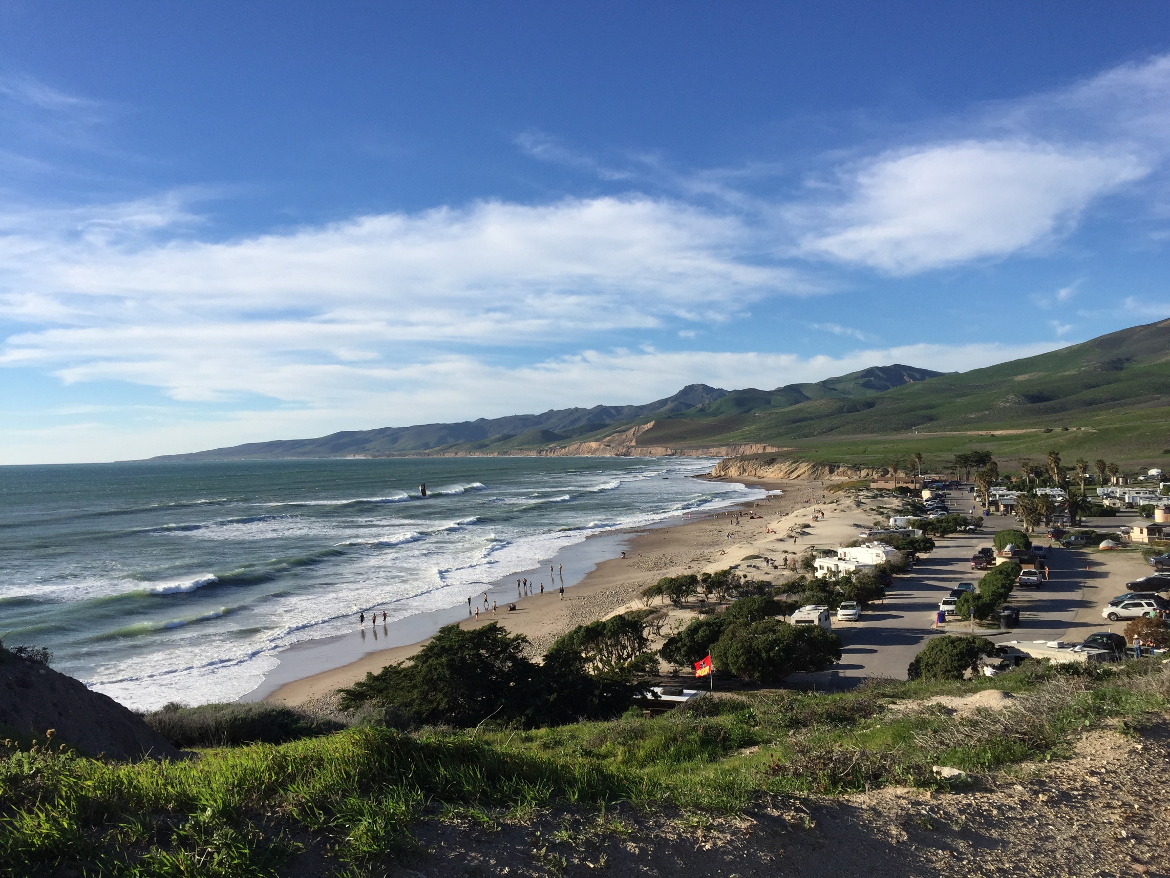 Jalama Beach, California, Road Trip, Beaches, Travel, Food and Drink