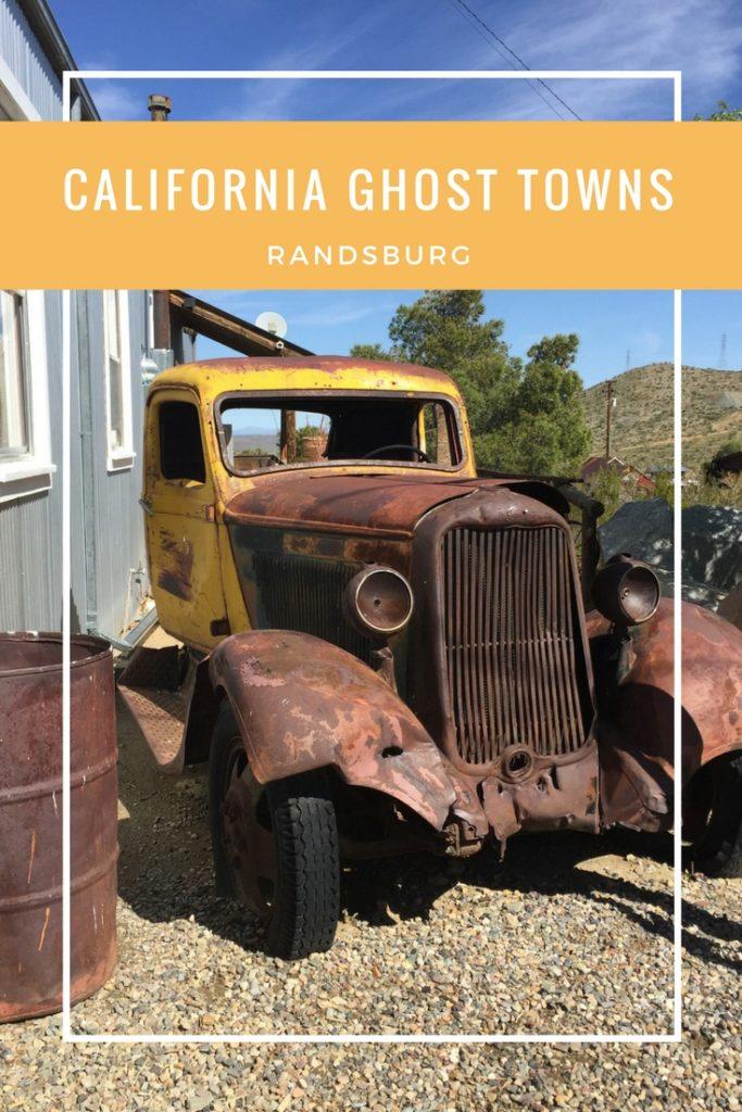 Randsburg, California, Desert, Travel, Adventure, Ghost Towns
