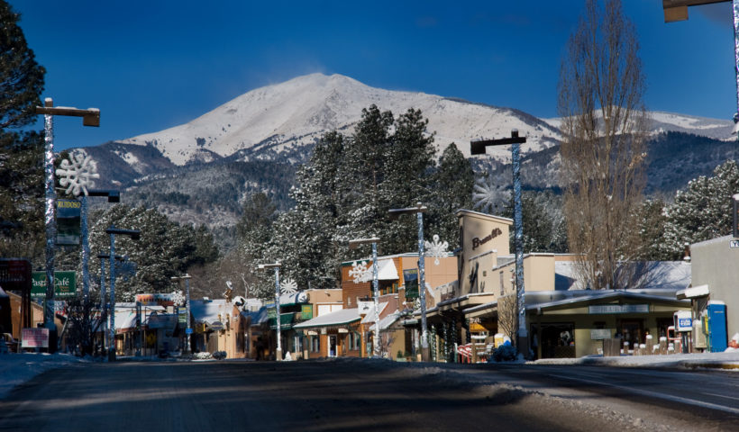 Downtown Ruidoso, New Mexico, Photo by Kerry Gladden (The Agency)