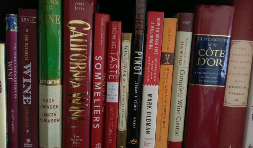 Wine Books, Helen Oliver, The Librarian & The Vine