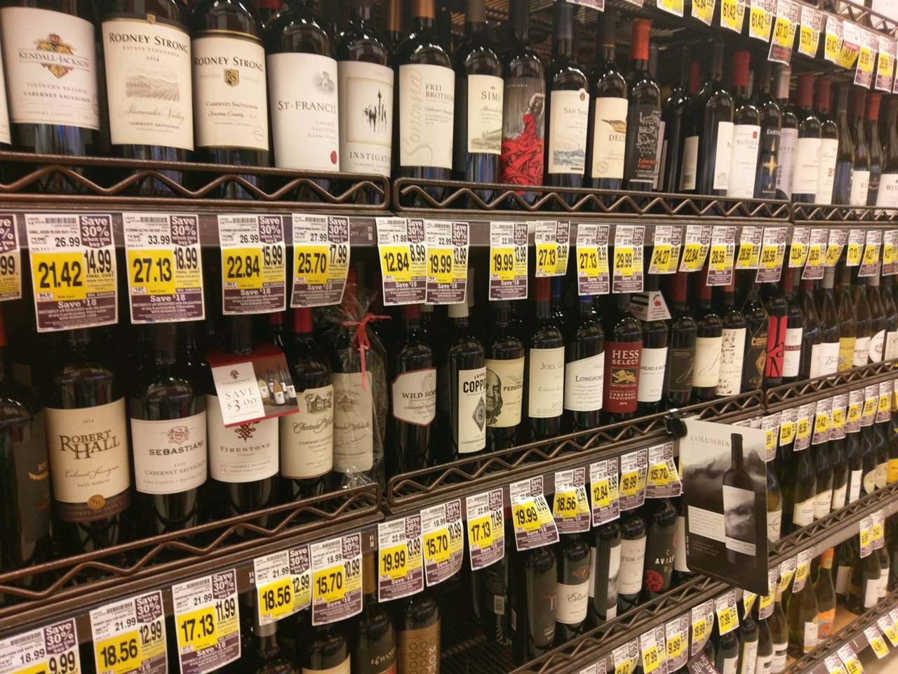Wine, Wine Merchants, The Librarian & The Vine