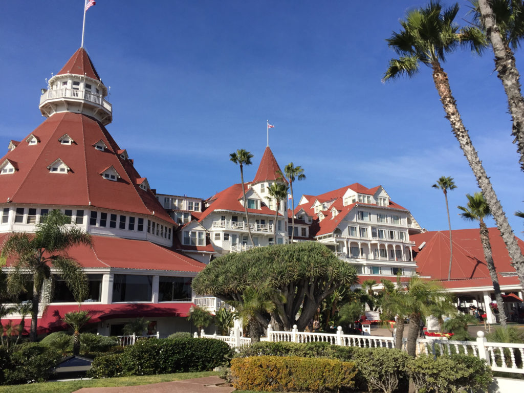 The Pros and Cons of Spending Christmas at the Hotel del Coronado - Those Someday Goals