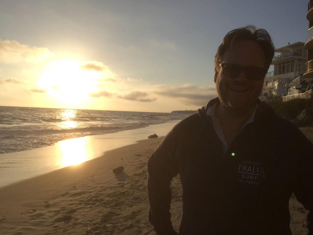 Laguna Beach Hotel beach property