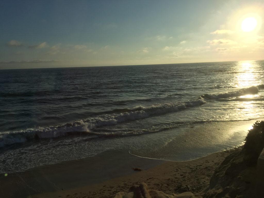 Sunset Laguna Beach CA