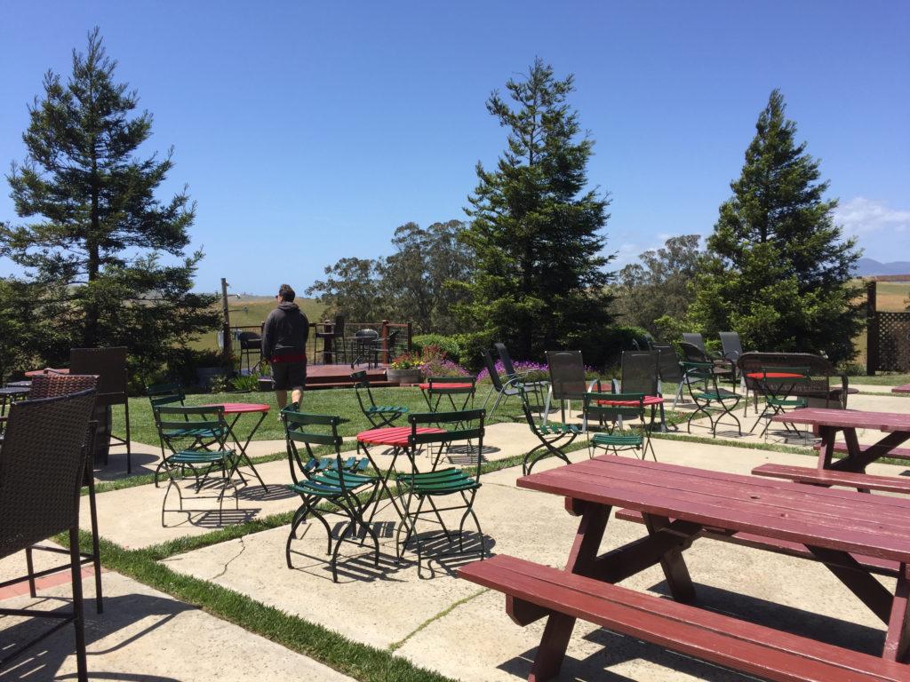 Harmony Cellars, Wine Tasting Harmony California Near Cambria Population Under 200