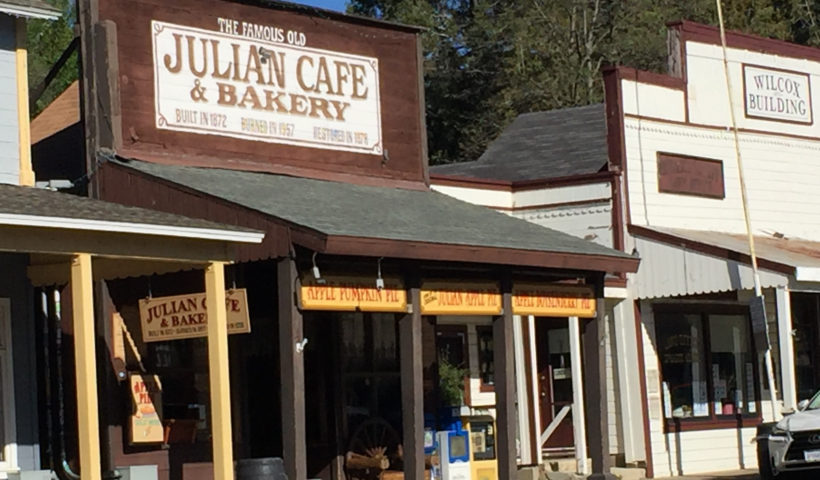 Julian Cafe and Bakery Restaurant