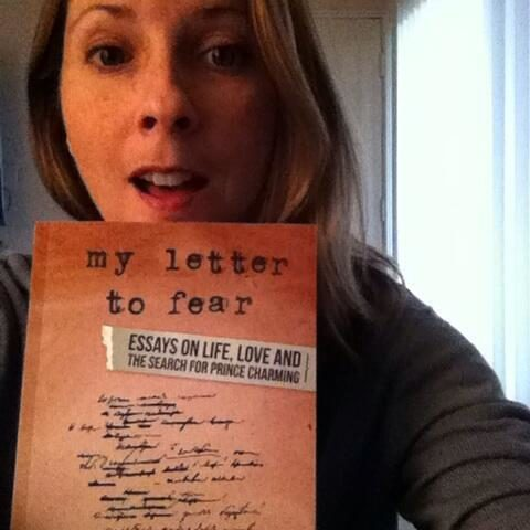My Letter to Fear book Proof