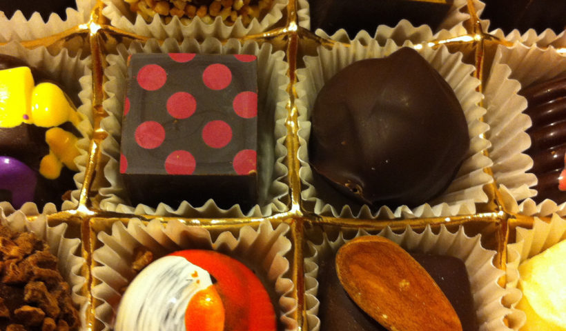 Oliver Kita Chocolate Gift Boxes Those Someday Goals