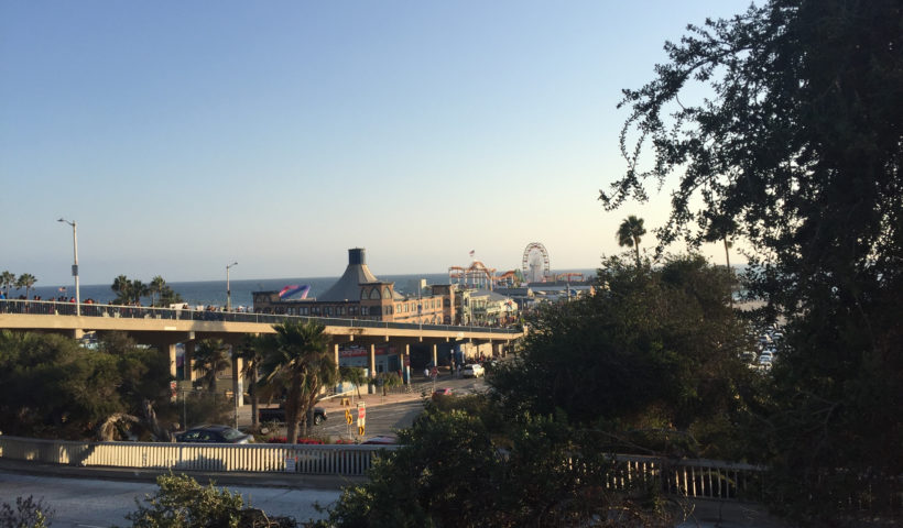 Santa Monica Pier, Things to do in Los Angeles, Those Someday Goals