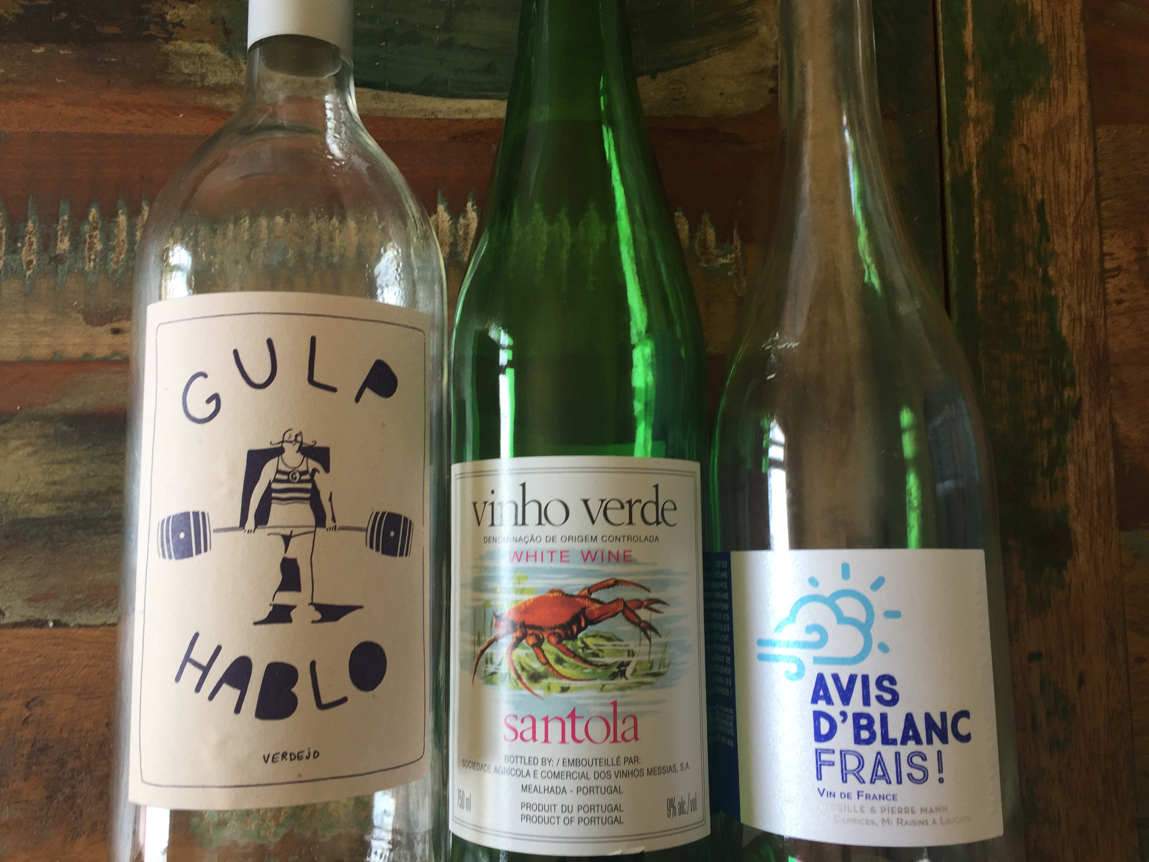 Inexpensive White Wines for Hot Weather Vinho Verde Verdejo Grenache Those Someday Goals