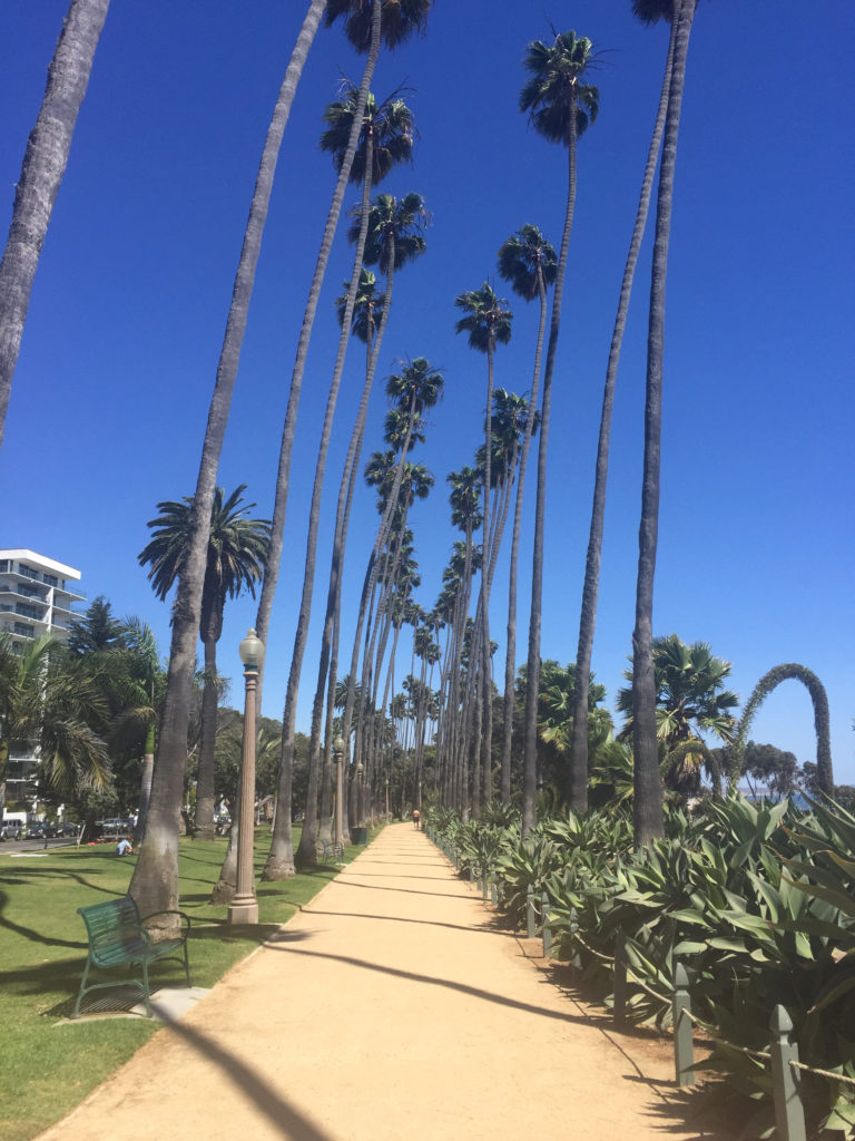 Palisades Park Santa Monica California Those Someday Goals