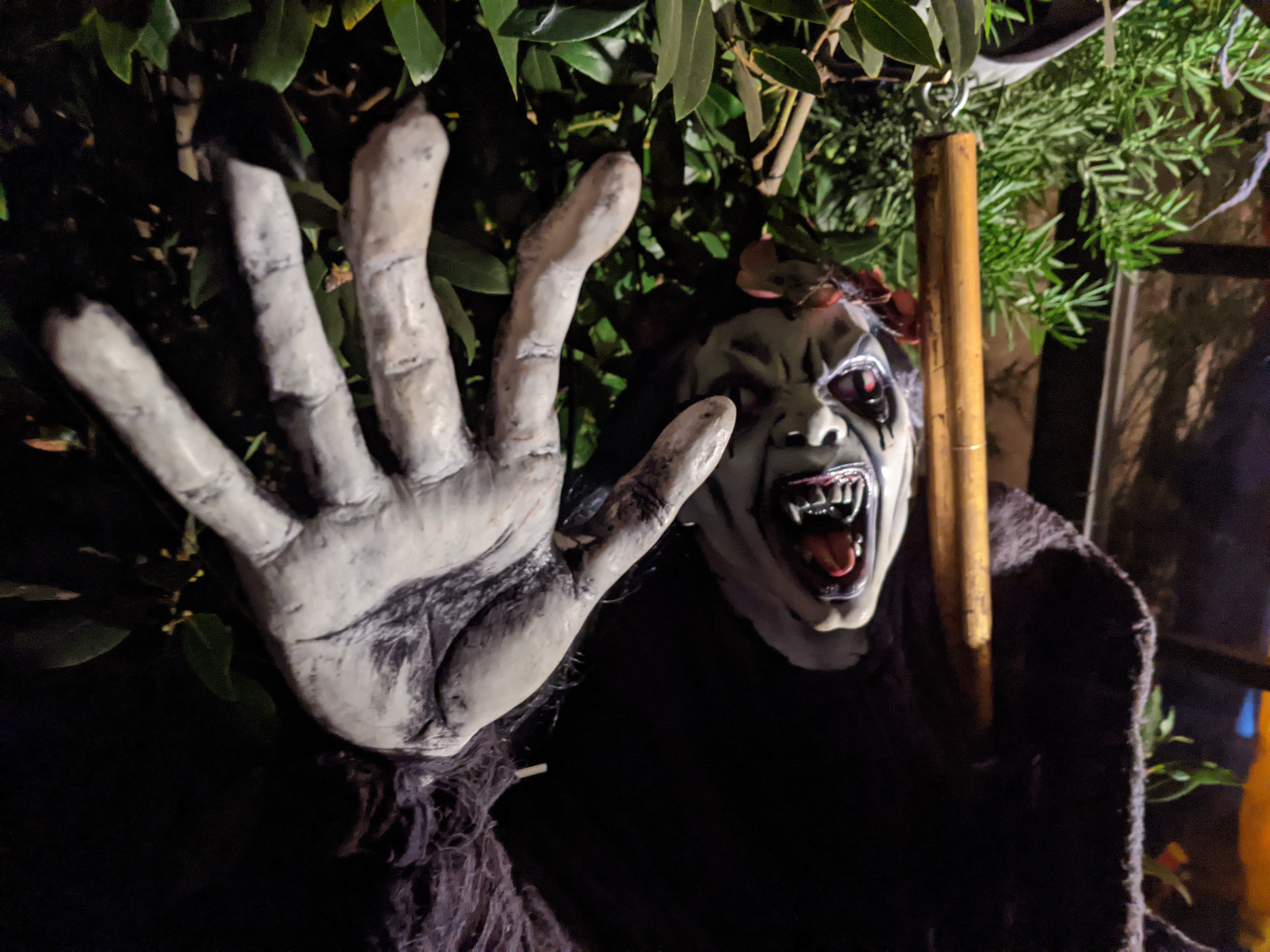 scary Halloween activities decorations los angeles 2020 those someday goals