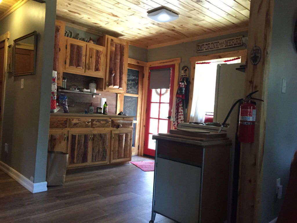 Mountain cabin rentals kitchen california green valley lake those someday goals