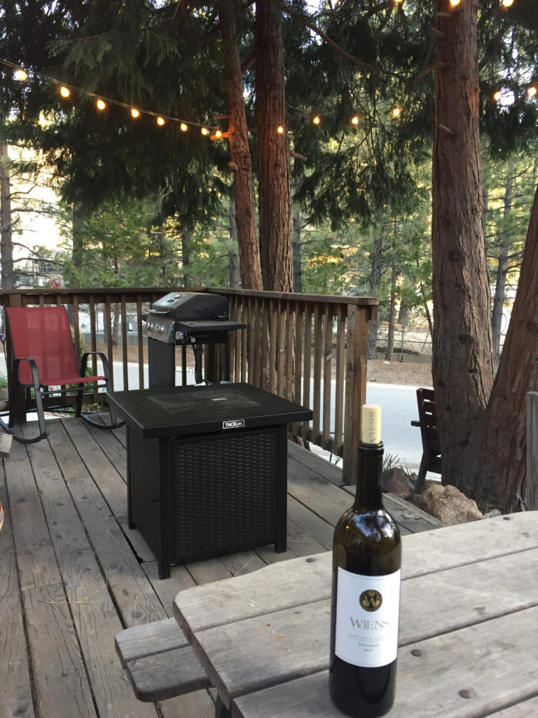 Wine Mountain cabin rentals california green valley lake those someday goals